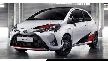 Toyota Yaris GRMN edycja limitowana